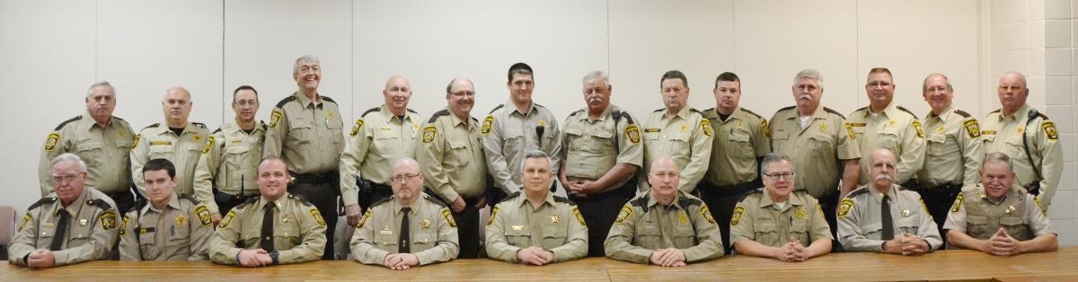 Reserve Deputy | Coosa County Sheriff, Alabama